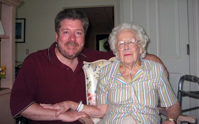 Gladys Lovrien Lasser, 1911-2009