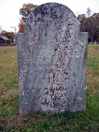 Grave of Samuel Lovrien (1754-1829), Salisbury, NH