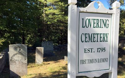 Lovering Cemetery, Raymond, NH